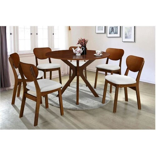 Attwood 5 pieces round Table