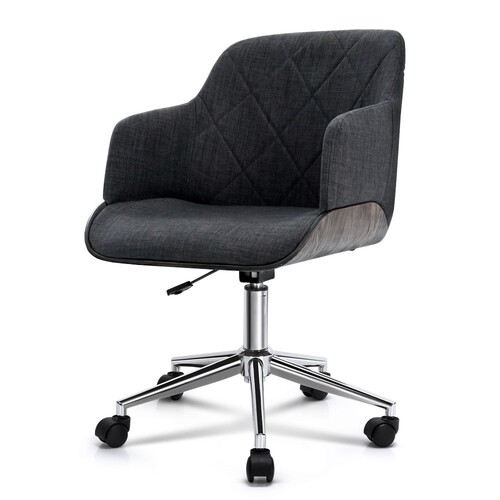 Portia Wooden Office  Chair