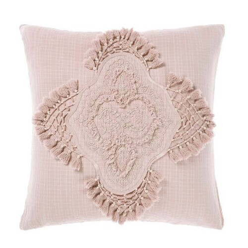 Alli Mauve European Pillowcase