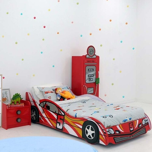 No. 5 Special Racing Car Bed