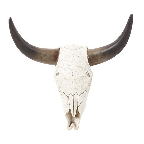 Bolton Steer Head Wall Décor